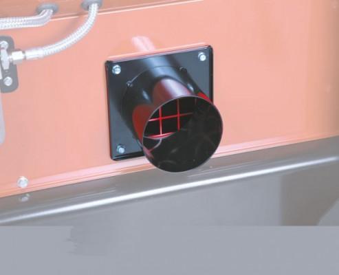 Anschluss-Stutzen für Phoen 110 - Ø 100 mm