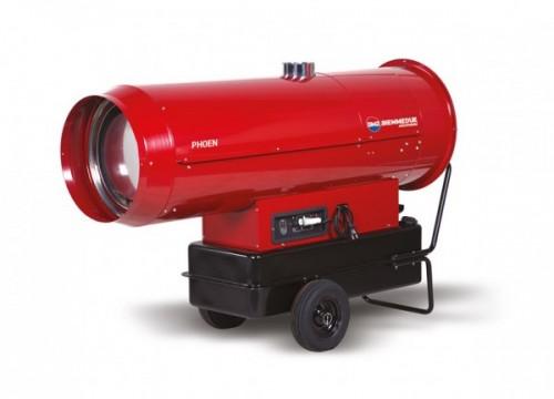 Arcotherm Phoen 110 Ölheizgerät mit Kamin - 110 kW