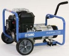 SDMO Phoenix 2500 Synchron-Stromerzeuger