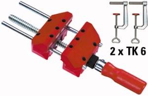 BESSEY Schraubspanner S10 - 100x90 mm