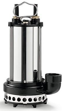 BBC Semisom 635 T für biologische Abwässer ohne Schwimmschalter Ausgang Vertikal - 30000 l/h 400 V
