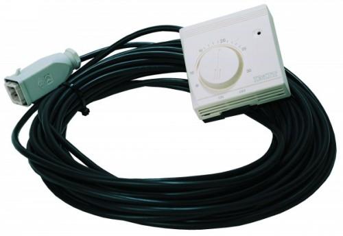 Steckdosen-Thermostat bis 30°C zu GP-A, GE 36-65 und EC (ohne EC 22)