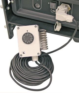 Thermostat Profi bis 50°C zu GP-A, GE 36-65, EC, Phoen & Jumbo