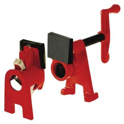 BESSEY BPC-H12 Rohr-Schraubzwinge für Rohr-Ø 21.3mm