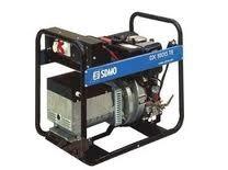 SDMO DX 6000 TE Diesel Synchron-Stromerzeuger