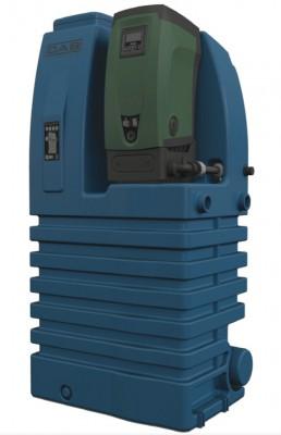 DAB E.sytank Typ AG 500 Liter Behälter + E.sybox Hauswasserautomat