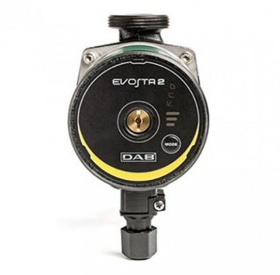 "DAB Evosta 2 Umwälzpumpe 40-70/130 1"" - 3600 l/h - Fh 6.9 m - 0.7 bar - 230 V"
