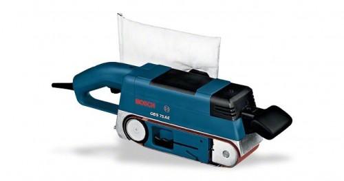 Bosch GBS 75 AE Bandschleifer Professional im Karton