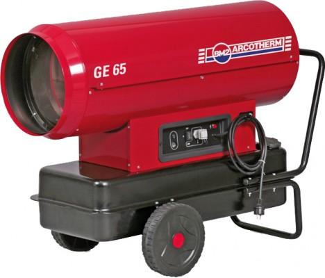Arcotherm GE 65 Ölheizgerät ohne Kamin - 69.3 kW