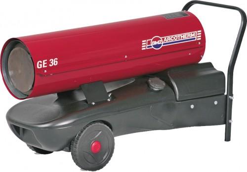 Arcotherm GE 36 Ölheizgerät ohne Kamin - 38.4 kW