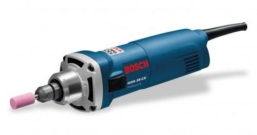 Geradschleifer GGS 28 CE / 650 Watt im Karton Bosch
