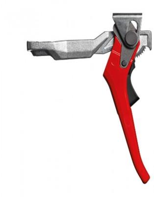 BESSEY Gleitbügel mit Hebelgriff komplett für Baugrösse SLV 120x27x13 mm