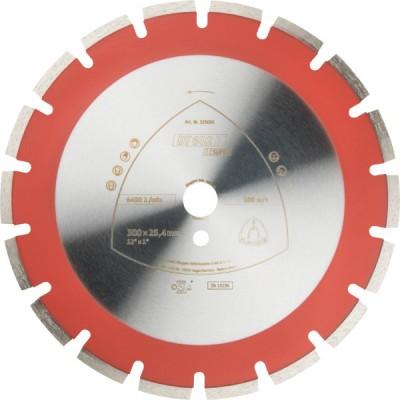 Klingspor DT 602 B Supra 300 x 25.4 mm Diamanttrennscheibe für Fugenschneider