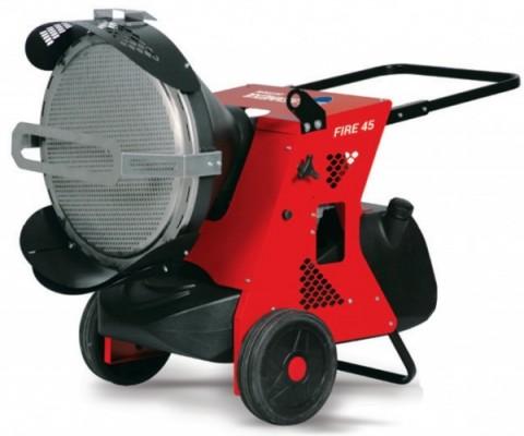 Biemmedue Arcotherm Fire 45 Ölheizstrahler - 45 kW