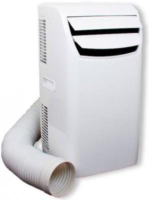 MK9000 Mobiles Klimagerät (50-60m³) 2600W zum Kühlen, Lüften, Entfeuchten