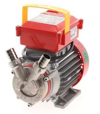 ROVER Novax 20 M Elektrische Umfüllpumpe speziell für Wein und Flüssigkeiten bis 35°C - 1700 l/h - 230V