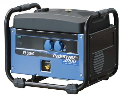 SDMO Prestige 3000 Synchron-Stromerzeuger