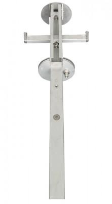 Stabilo® Umsteigevorrichtung, Aluminium eloxiert - Länge 3.35 m