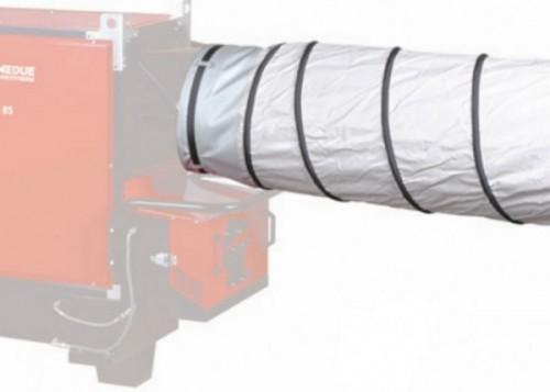Luftschlauch 6 m - Ø 508 mm zu Phoen 110 & Jumbo 110, 145 & 185