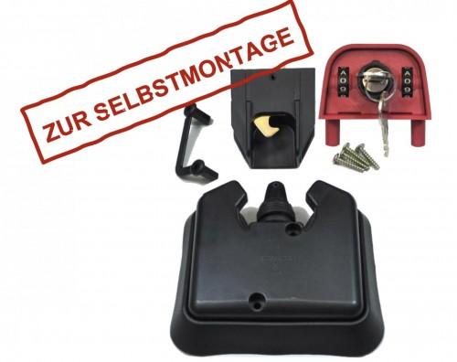 Zahlen-Kippschloss für Kunststoffbehälter inkl. 2 Schlüssel - lose geliefert
