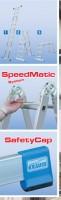Sprossen-Gelenk-Universalleiter - 4x4 Sprossen STABILO® Professional