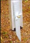 Aluminium-Baumleiter 24 Sprossen